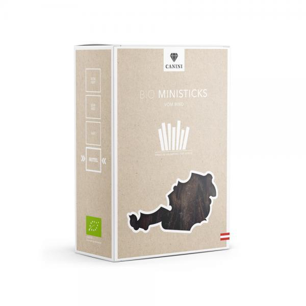 Ministicks vom Bio Rind