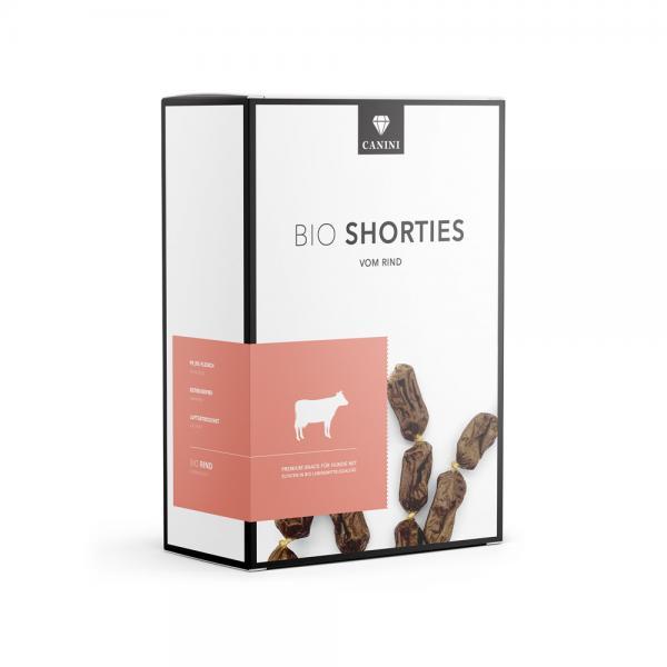 Shorties vom Bio Rind
